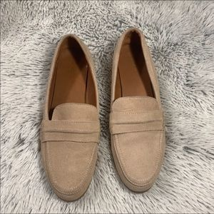 Lucky Brand Suede Slip On